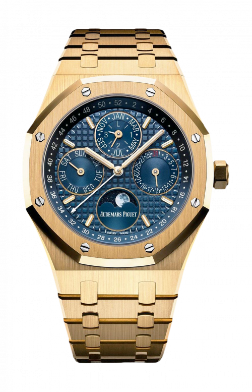 ROYAL OAK CALENDARIO PERPETUO - 26574BA.OO.1220BA.01