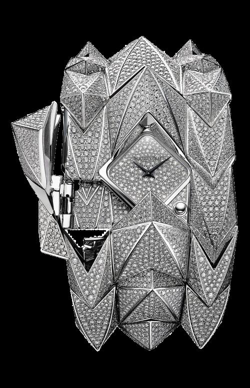 HAUTE JOAILLERIE DIAMOND FURY - Disponibilità da confermare - 79420BC.ZZ.9190BC.01