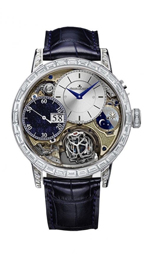HYBRIS MECHANICA GRANDE TRADITION GYROTOURBILLON 3 JUBILEE - LIMITED EDITION - 5033401