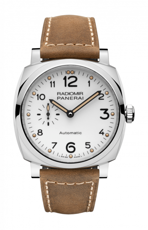 RADIOMIR 1940 3 DAYS AUTOMATIC ACCIAIO - 42MM - PAM00655