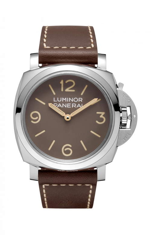 LUMINOR 1950 3 DAYS ACCIAIO - 47MM - LIMITED EDITION 1000 PZ. - PAM00663