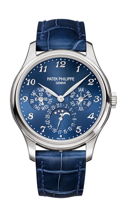PERPETUAL CALENDAR MOONPHASE ULTRA THIN - DEPLOYANTE - 5327G-001