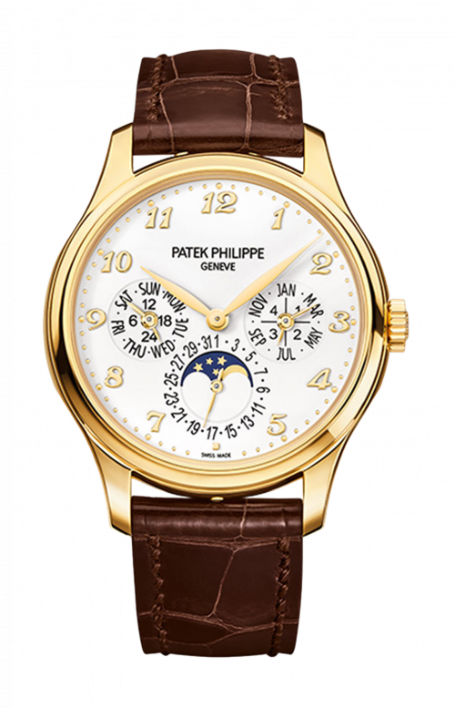 PERPETUAL CALENDAR MOONPHASE ULTRA-THIN - DEPLOYANTE - 5327J-001