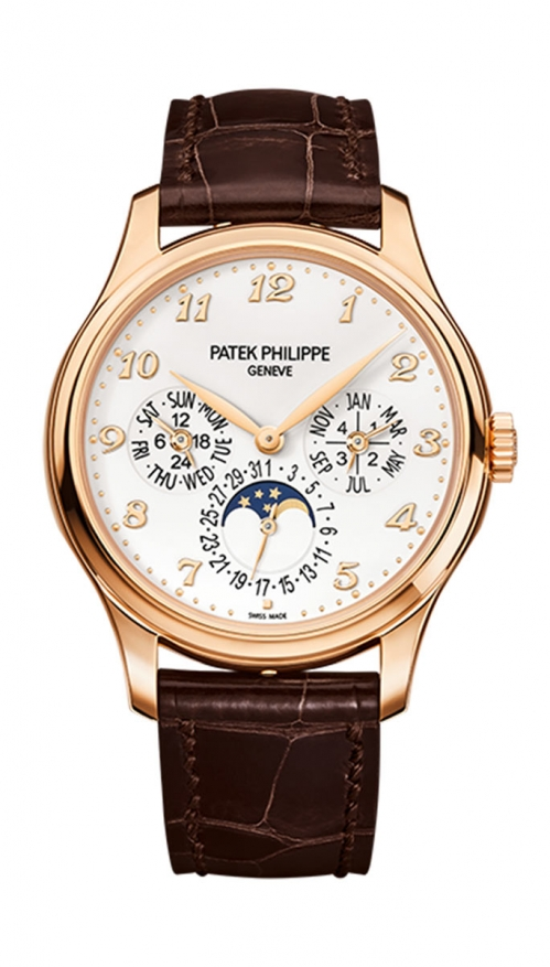 PERPETUAL CALENDAR MOONPHASE ULTRA-THIN - DEPLOYANTE - 5327R-001