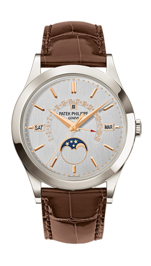 PERPETUAL CALENDAR MOONPHASE - 5496P-015