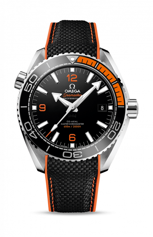 PLANET OCEAN 600M CO-AXIAL MASTER CHRONOMETER - 215.32.44.21.01.001