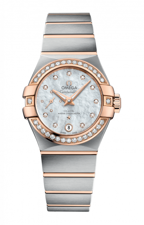 CONSTELLATION OMEGA CO-AXIAL MASTER CHRONOMETER SMALL SECONDS 27 MM - Petite Seconde - 127.25.27.20.55.001