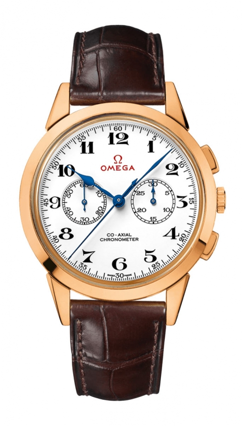 OLIMPIC OFFICIAL TIMEKEEPER - LIMITED EDITION 188 PZ. - 522.53.39.50.04.001
