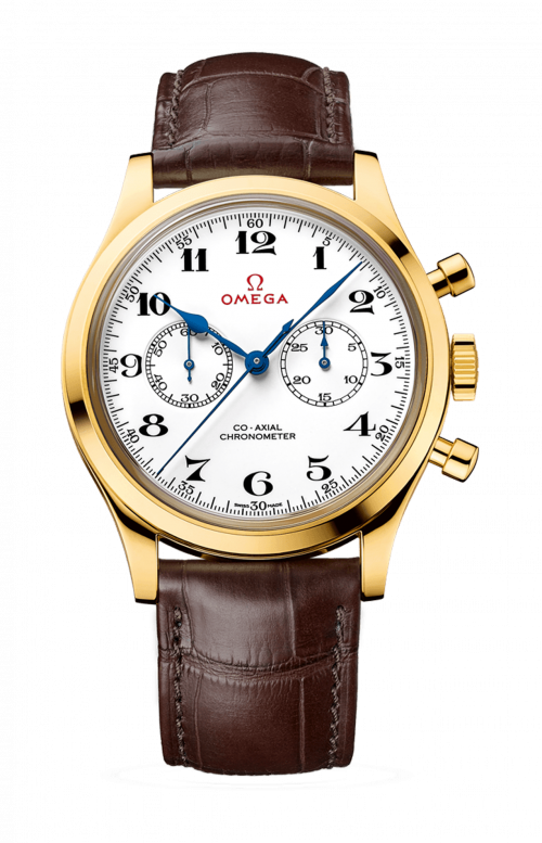 OLIMPIC OFFICIAL TIMEKEEPER - LIMITED EDITION 188 PZ. - 522.53.39.50.04.002