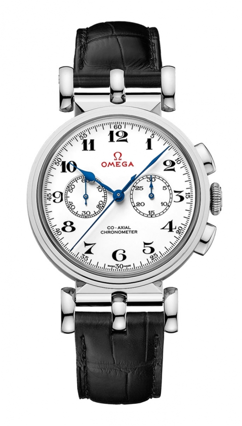 OLIMPIC OFFICIAL TIMEKEEPER - LIMITED EDITION 188 PZ. - 522.53.38.50.04.001