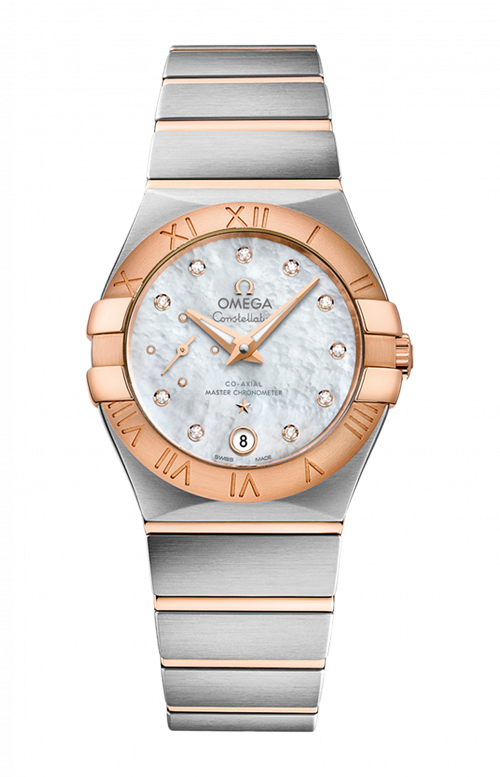 CONSTELLATION OMEGA CO-AXIAL MASTER CHRONOMETER SMALL SECONDS 27 MM - Petite Seconde - 127.20.27.20.55.001