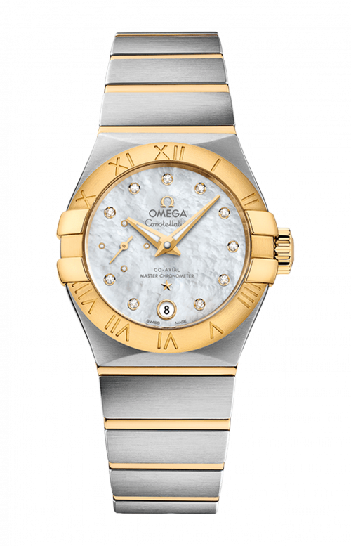 CONSTELLATION CONSTELLATION OMEGA CO-AXIAL MASTER CHRONOMETER SMALL SECONDS 27 MM - Petite Seconde - 127.20.27.20.55.002