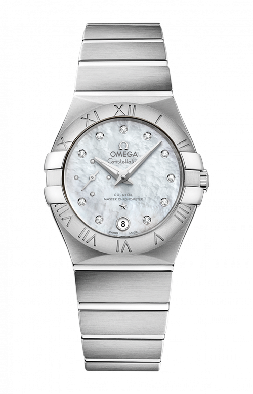 CONSTELLATION OMEGA CO-AXIAL MASTER CHRONOMETER SMALL SECONDS 27 MM - Petite Seconde - 127.10.27.20.55.001