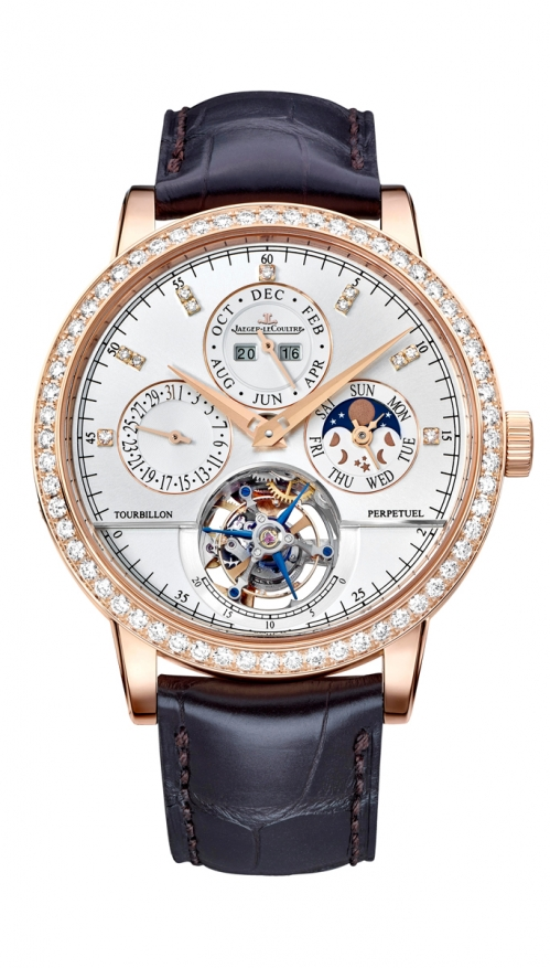 MASTER GRANDE TRADITION TOURBILLON CYLINDRIQUE - 5042401