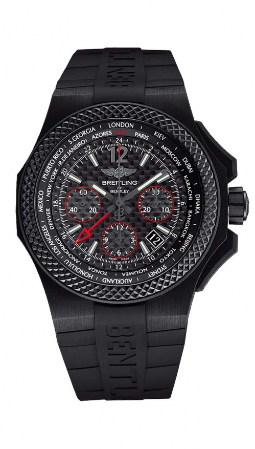 GMT B04 S CARBON BODY - NB0434E5/BE94/232S