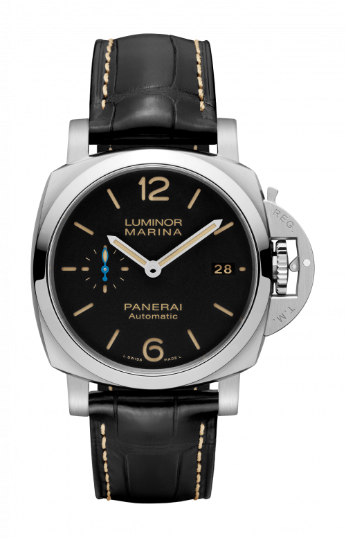 LUMINOR MARINA 1950 3 DAYS AUTOMATIC ACCIAIO - 42 MM - PAM01392