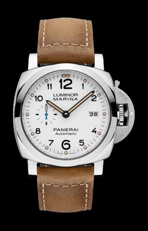 LUMINOR MARINA 1950 3 DAYS AUTOMATIC ACCIAIO - 44 MM - PAM01499