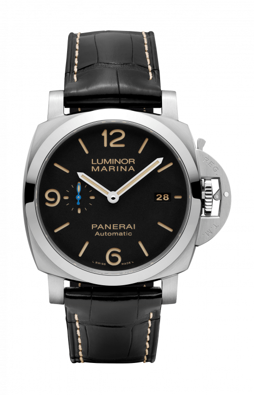 LUMINOR MARINA 1950 3 DAYS AUTOMATIC ACCIAIO - 44 MM - PAM01312