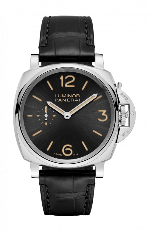 LUMINOR DUE 3 DAYS ACCIAIO - 42 MM - PAM00676