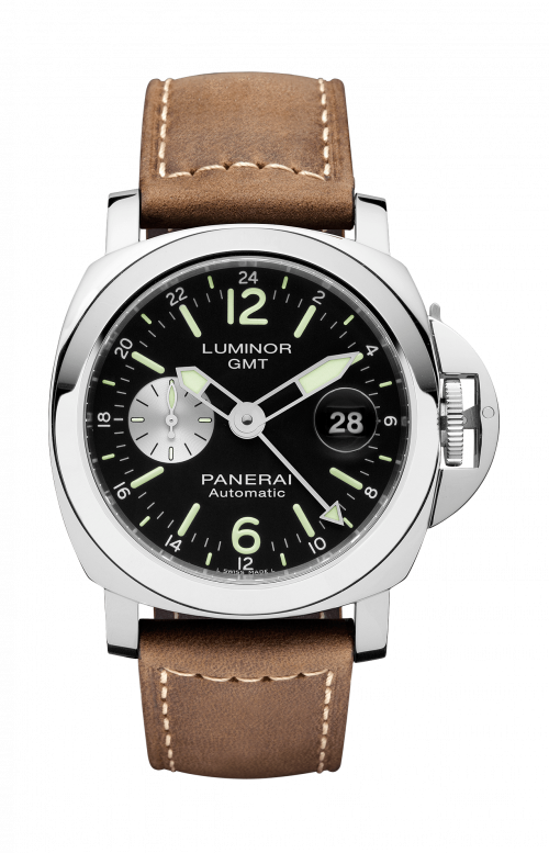 LUMINOR GMT AUTOMATIC ACCIAIO - 44 MM - PAM01088