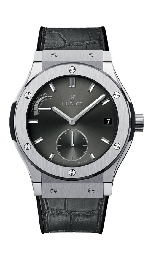 POWER RESERVE TITANIUM RACING GREY - 516.NX.7070.LR