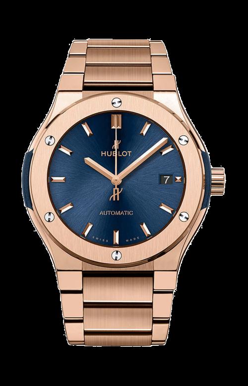 BLUE KING GOLD BRACELET - 548.OX.7180.OX