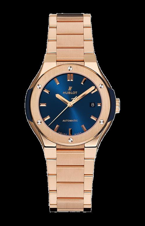 BLUE KING GOLD BRACELET - 585.OX.7180.OX