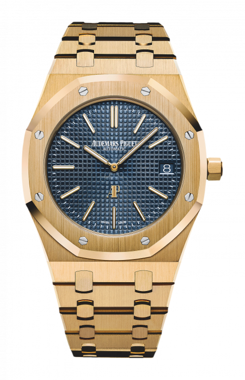 "ROYAL OAK ""JUMBO"" EXTRAPIATTO - 15202BA.OO.1240BA.01"