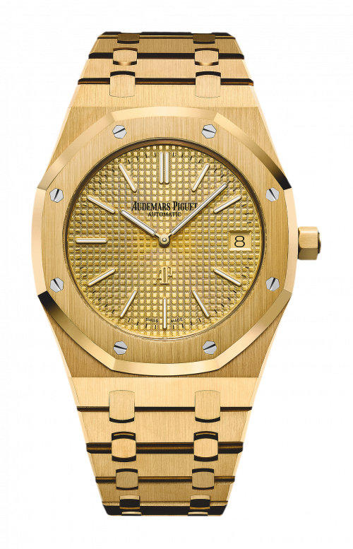 "ROYAL OAK ""JUMBO"" EXTRAPIATTO - 15202BA.OO.1240BA.02"