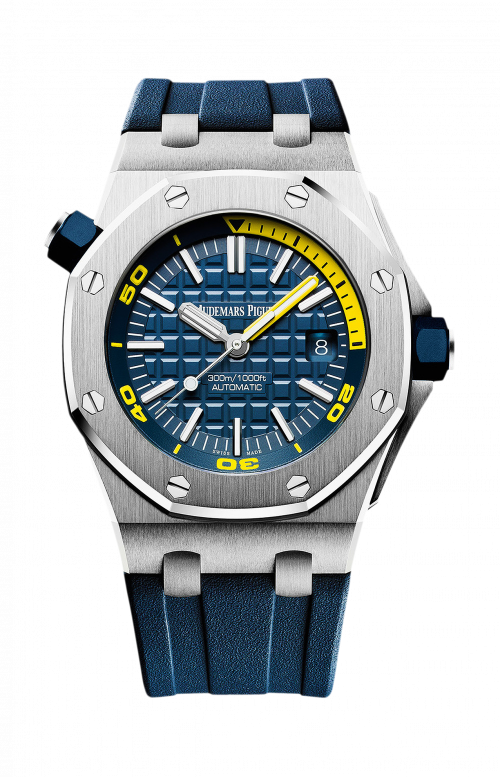 ROYAL OAK OFFSHORE DIVER - SPECIAL EDITION - 15710ST.OO.A027CA.01