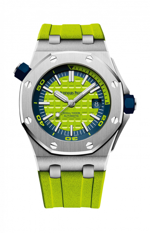 ROYAL OAK OFFSHORE DIVER - BOUTIQUE EXCLUSIVE - SPECIAL EDITION - Disponibilità da confermare - 15710ST.OO.A038CA.01