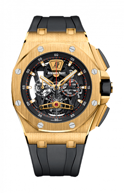 ROYAL OAK OFFSHORE TOURBILLON CRONOGRAFO - Disponibilità da confermare - 26407BA.OO.A002CA.01
