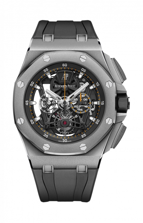 ROYAL OAK OFFSHORE TOURBILLON CRONOGRAFO - Disponibilità da confermare - 26407TI.GG.A002CA.01