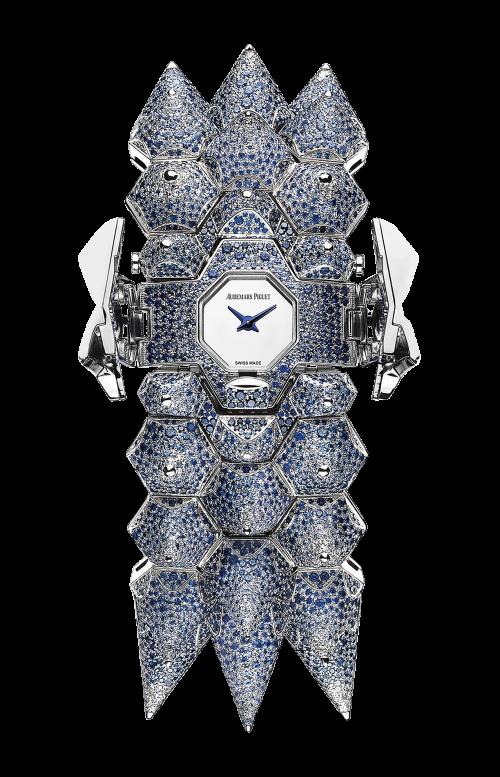 HAUTE JOAILLERIE DIAMOND OUTRAGE - Disponibilità da confermare - 67701BC.SS.9191BC.01