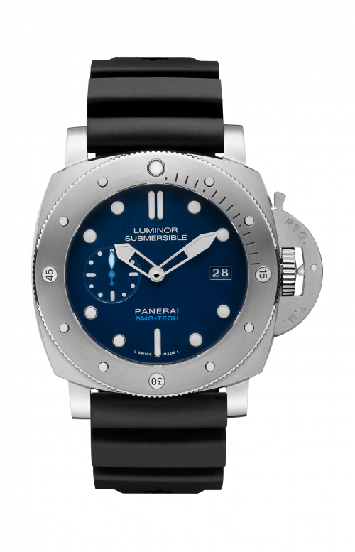 LUMINOR SUBMERSIBLE 1950 BMG-TECH™ 3 DAYS AUTOMATIC - 47MM - PAM00692