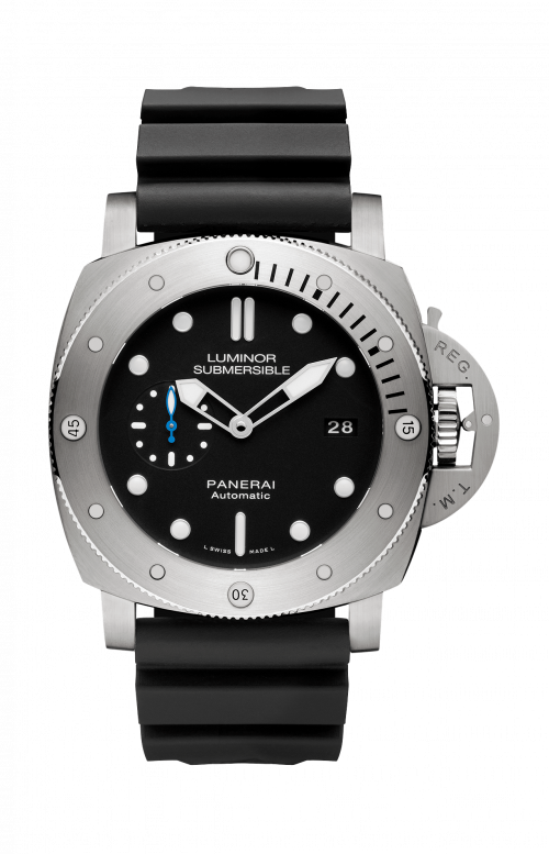 LUMINOR SUBMERSIBLE 1950 3 DAYS AUTOMATIC TITANIO - 47MM - PAM01305