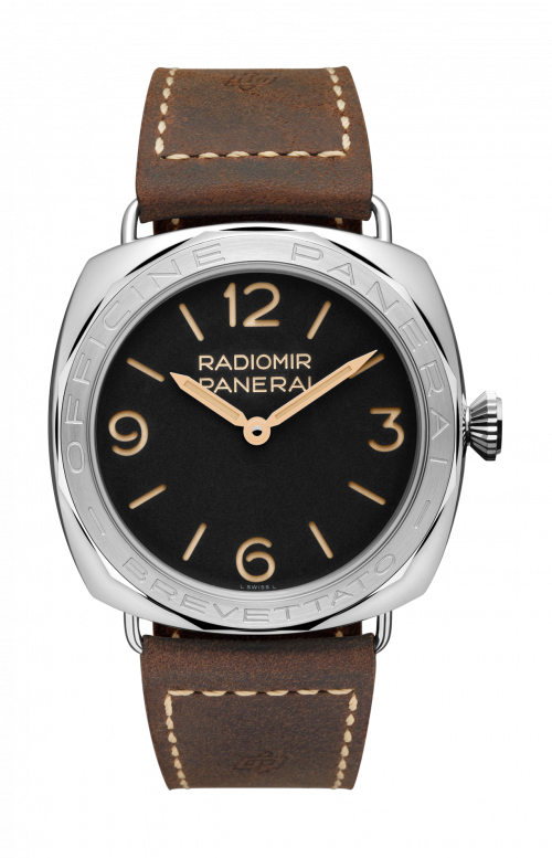 RADIOMIR 3 DAYS ACCIAIO - 47MM - BOUTIQUE EDITION - LIMITED EDITION 1000 PZ. - PAM00685
