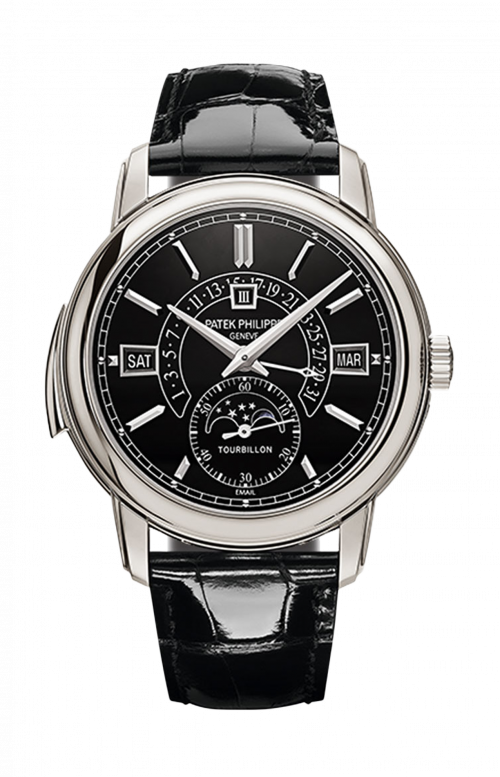 TOURBILLON PERPETUAL CALENDAR MOON-PHASE MINUTE REPEATER - 5316P-001