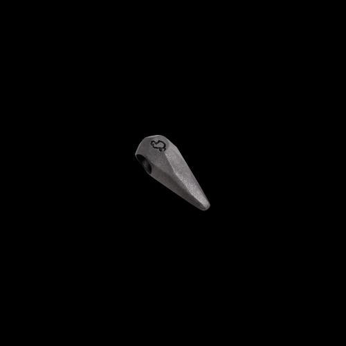 Spike grande in titanio