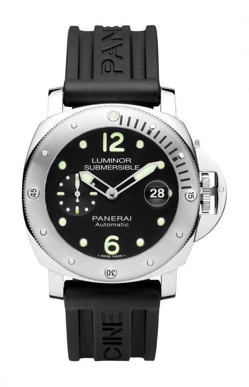 LUMINOR SUBMERSIBLE AUTOMATIC ACCIAIO - 44 MM - PAM01024