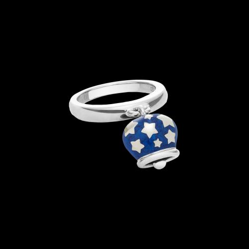 Anello Et Voila' Campanelle in argento