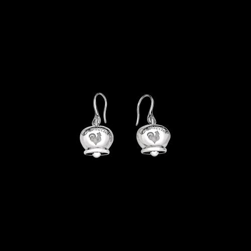 Orecchini Chantecler Campanelle in argento