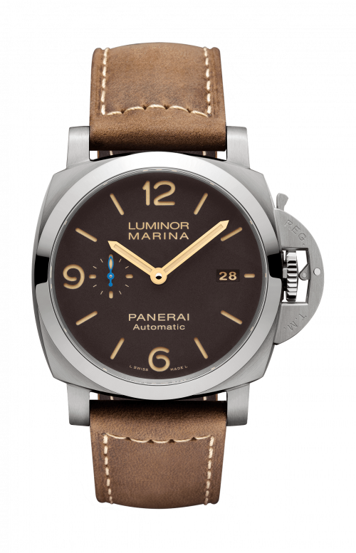 LUMINOR MARINA 1950 3 DAYS AUTOMATIC TITANIO - 44 MM - PAM01351