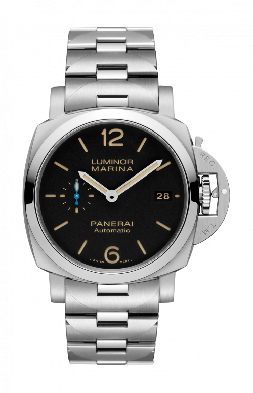 LUMINOR MARINA 1950 3 DAYS AUTOMATIC ACCIAIO - 42MM - PAM00722