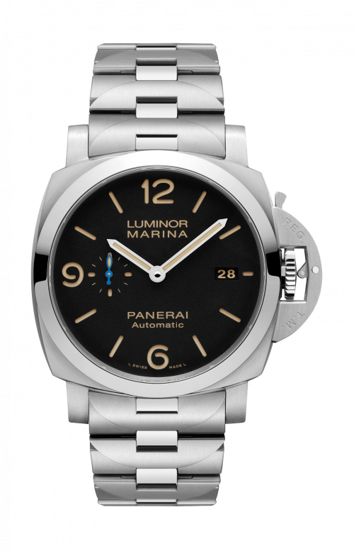 LUMINOR MARINA 1950 3 DAYS AUTOMATIC ACCIAIO - 44 MM - PAM00723