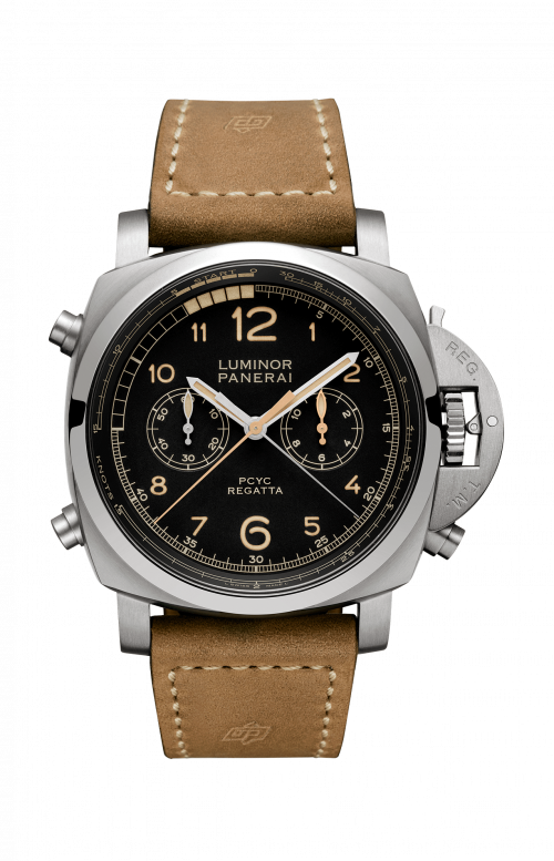 LUMINOR 1950 PCYC REGATTA 3 DAYS CHRONO FLYBACK AUTOMATIC TITANIO - 47MM - PAM00652
