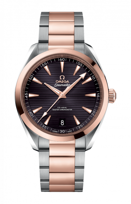 SEAMASTER AQUA TERRA 150M OMEGA CO-AXIAL MASTER CHRONOMETER 41 MM - 220.20.41.21.06.001