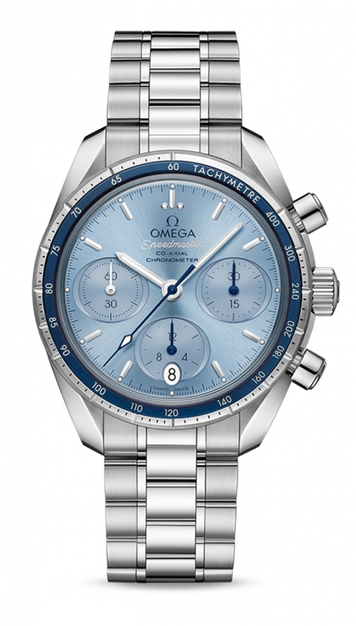 SPEEDMASTER 38 CO-AXIAL CHRONOGRAPH - 324.30.38.50.03.001