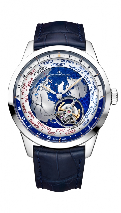 GEOPHYSIC TOURBILLON UNIVERSAL TIME - 8126420