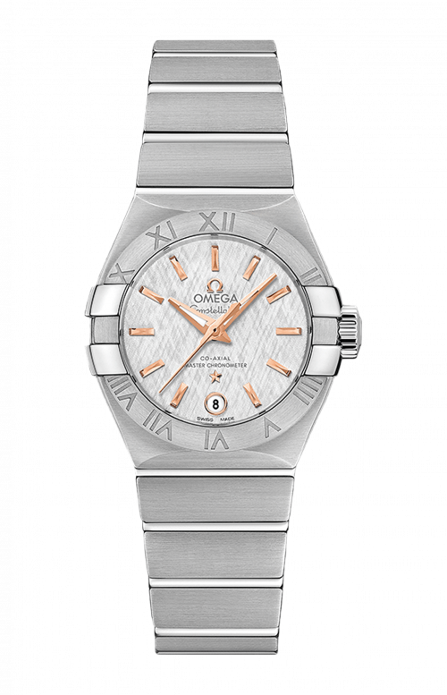 CONSTELLATION OMEGA CO-AXIAL MASTER CHRONOMETER 27 MM - 127.10.27.20.02.001